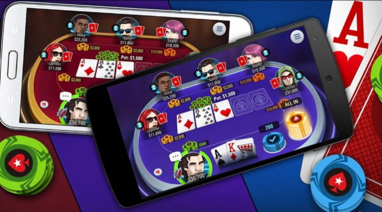 Android Poker Real Money Usa