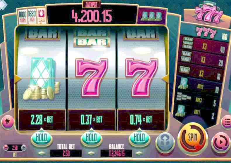 features in slot machines